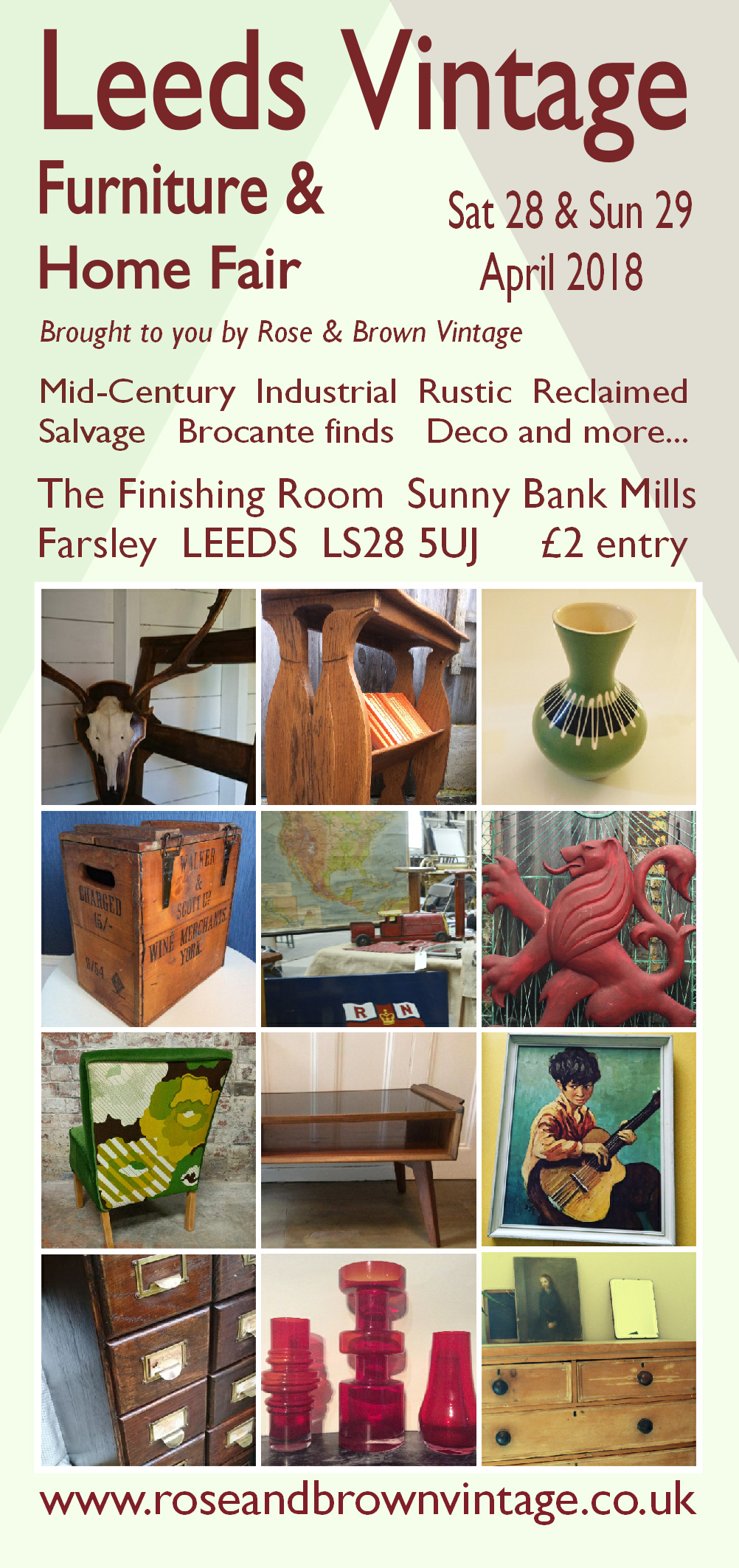 House of rose brown vintage boutique vintage clothing uk39 for Home furniture fair 17
